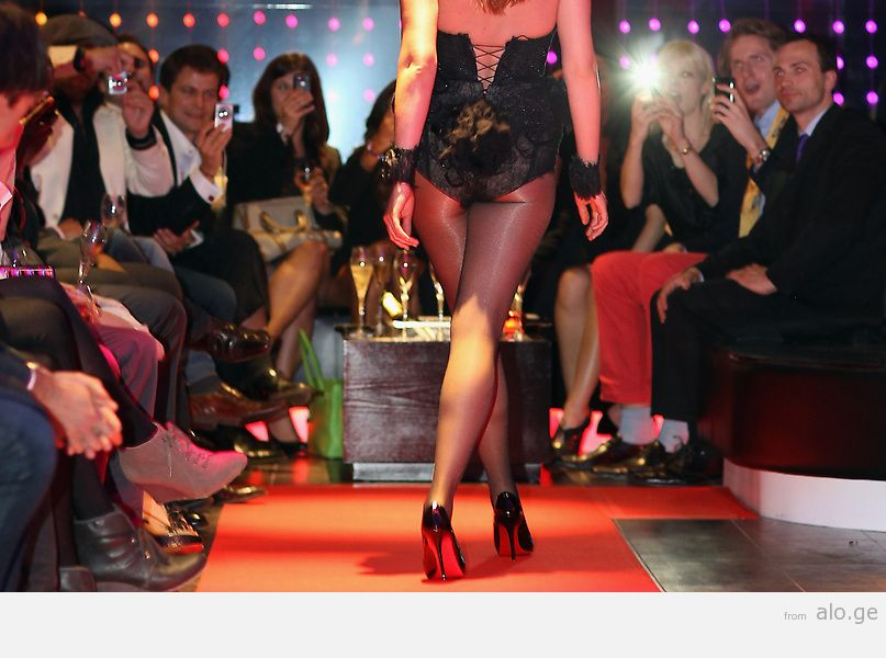 Launch Of Marchesa Designed Playboy Bunny Costume Ahead Of Opening Of Playboy Club London
