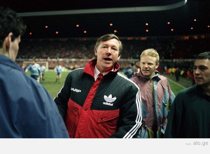 Football Alex Ferguson 1992