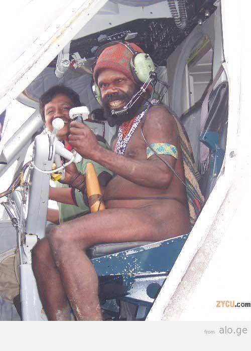 Aboriginal-pilot