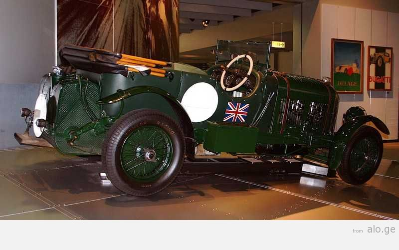 Bentley 4 1-2 Litre (Flash Version)