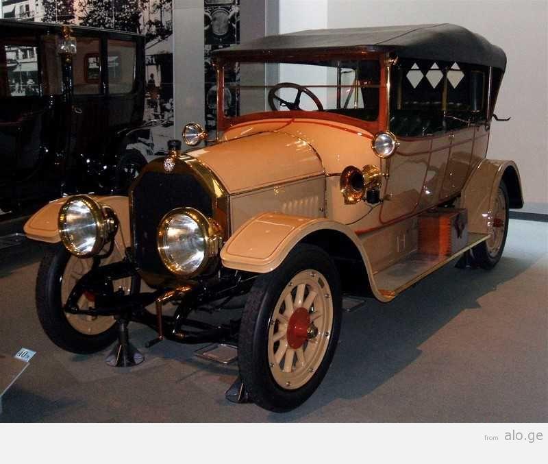 Benz 14-30HP (1912)